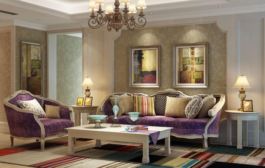 沙发组合K086b