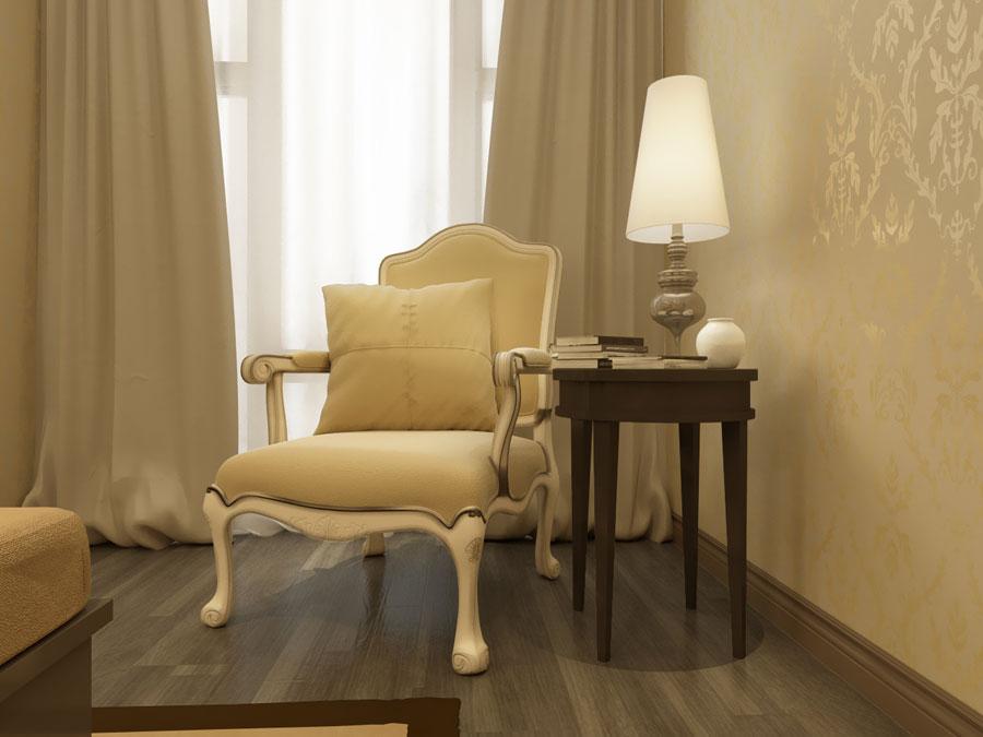 比弗利休闲椅组合W022c
