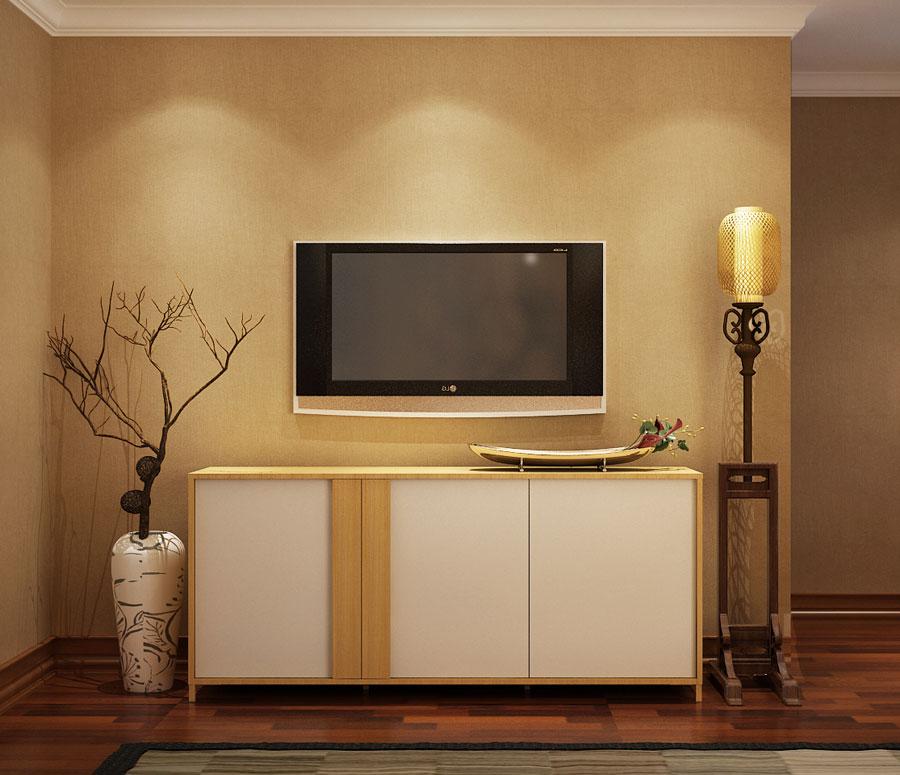 东方禅二电视柜组合W027a