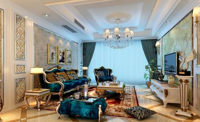小户型客厅装修有妙招