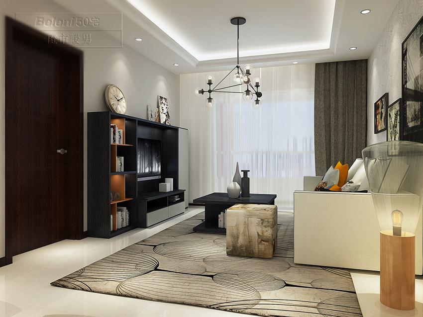 客厅主导空间氛围