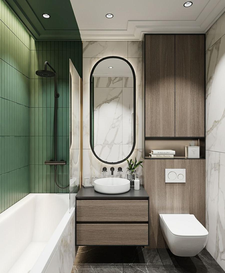 不一样的卫浴不一样的宅家生活